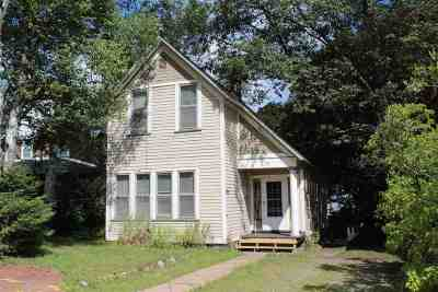 Marquette Single Family Home Pending w/Contingency: 378 Harrison