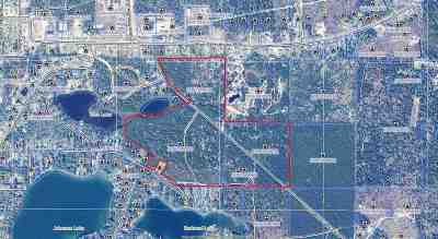 Gwinn Residential Lots & Land For Sale: Rice Lake Rd