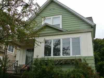 Marquette Single Family Home For Sale: 112 E Fair