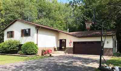 Marquette Single Family Home Price Change: 108 Dandelion