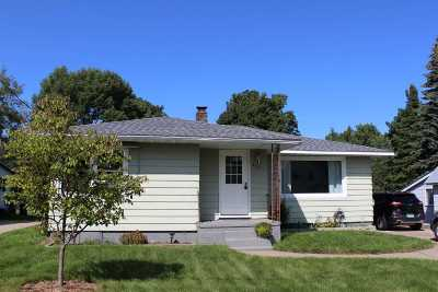 Marquette Single Family Home Pending w/Contingency: 420 McMillan