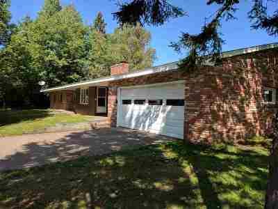 Gwinn Single Family Home For Sale: 372 Adams