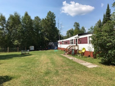 Marquette County Single Family Home For Sale: 9351 Coyote Pass