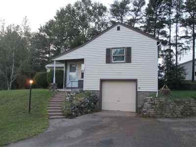 Ishpeming Single Family Home For Sale: 201 Poplar