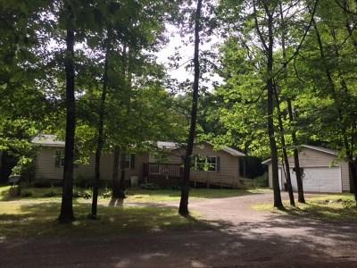 Negaunee Single Family Home Pending w/Contingency: 101 Oak Ridge