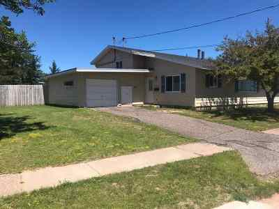 Gwinn Single Family Home Pending w/Contingency: 101 Savage