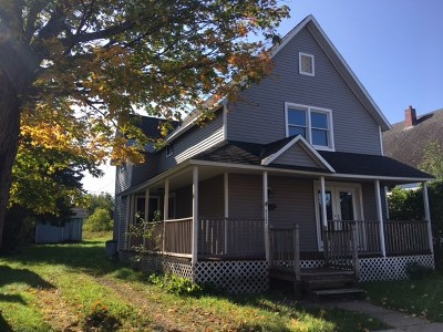 Negaunee Single Family Home For Sale: 512 Cherry