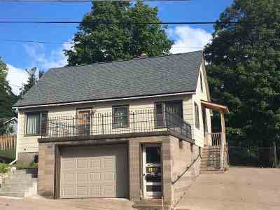 Marquette Single Family Home For Sale: 344 Genesee