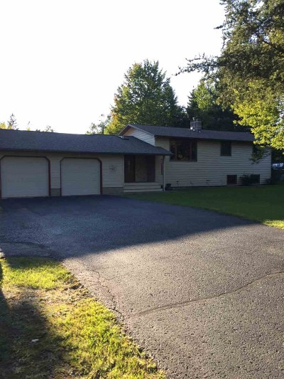 Ishpeming Single Family Home For Sale: 14507 Co Rd Cl