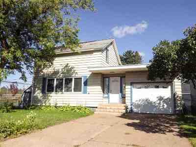Ishpeming Single Family Home For Sale: 912 N Pine