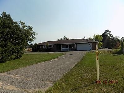 Marquette Single Family Home Pending w/Contingency: 1394 E M28
