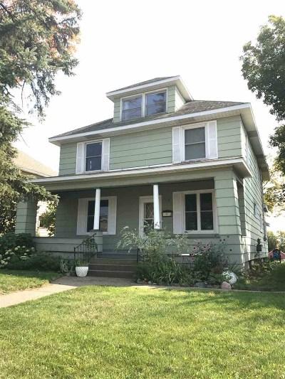 Negaunee Single Family Home Pending w/Contingency: 118 Ridge St