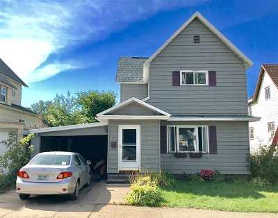 Ishpeming Single Family Home New: 815 N Pine