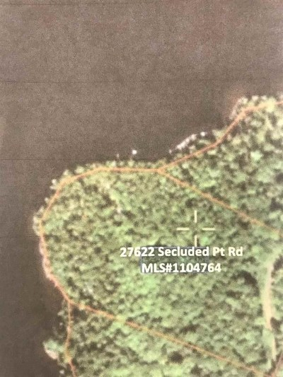 Michigamme Residential Lots & Land For Sale: 27622 Secluded Pt Rd