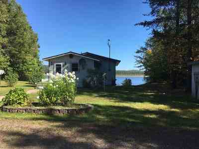 Ishpeming Single Family Home New: 1021 Braastards