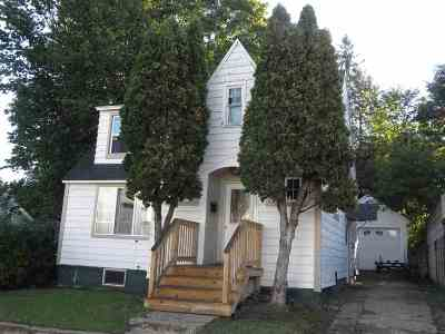 Ishpeming Single Family Home Pending w/Contingency: 822 N Pine St