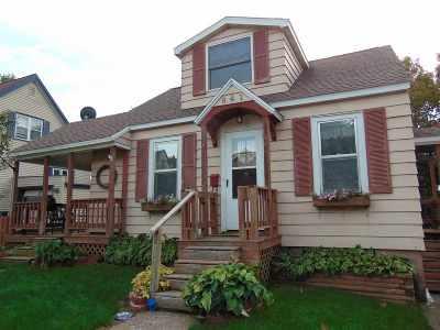 Ishpeming Single Family Home For Sale: 841 N Main St