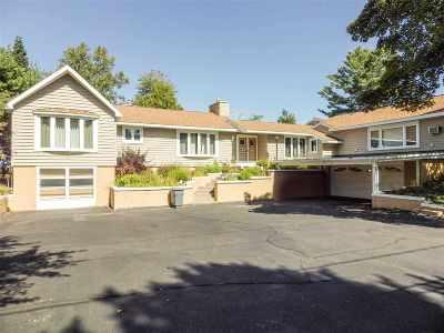 Marquette MI Single Family Home For Sale: $670,000