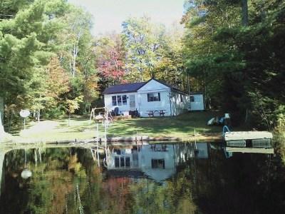 Alger County Single Family Home For Sale: N101 Stoner Lake Rd
