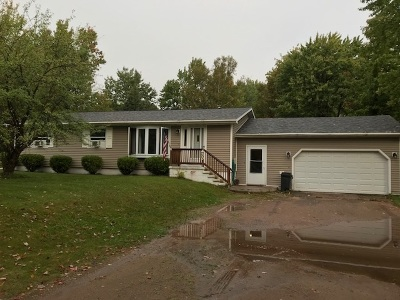 Marquette Single Family Home Pending w/Contingency: 433 Silver Creek Rd