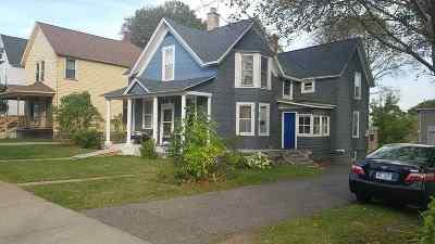 Marquette MI Single Family Home For Sale: $299,900