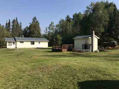 Marquette County Single Family Home For Sale: 2144 Co Rd 478