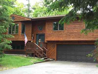 Negaunee Single Family Home Pending w/Contingency: 3 Pine Run