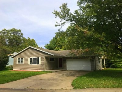 Marquette Single Family Home Pending w/Contingency: 621 Brule Rd