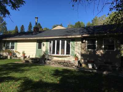 Marquette Single Family Home For Sale: 6287 S Us41