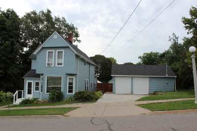 Marquette Single Family Home For Sale: 339 Jackson St