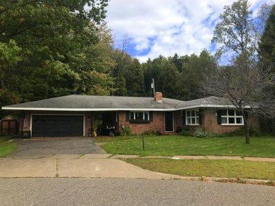 Ishpeming Single Family Home Pending w/Contingency: 771 White Ave