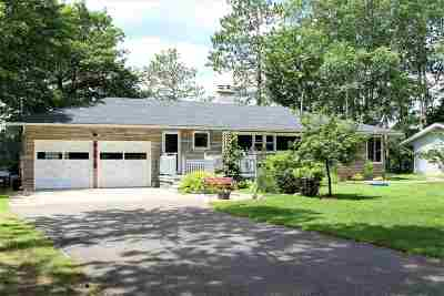 Ishpeming Single Family Home For Sale: 61610 Co Rd 581