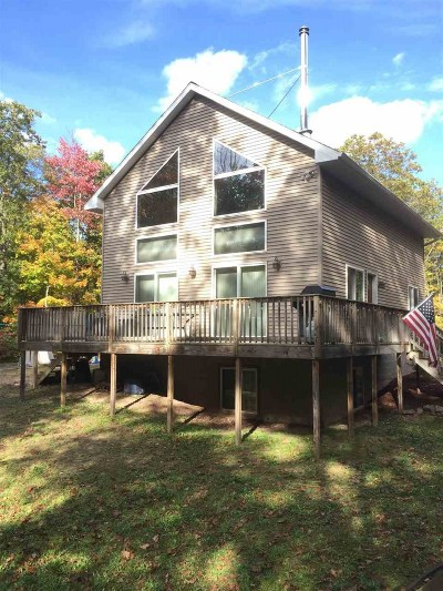Negaunee Single Family Home Pending w/Contingency: 386 M35