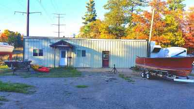 Marquette Commercial For Sale: 280 Northwoods Rd
