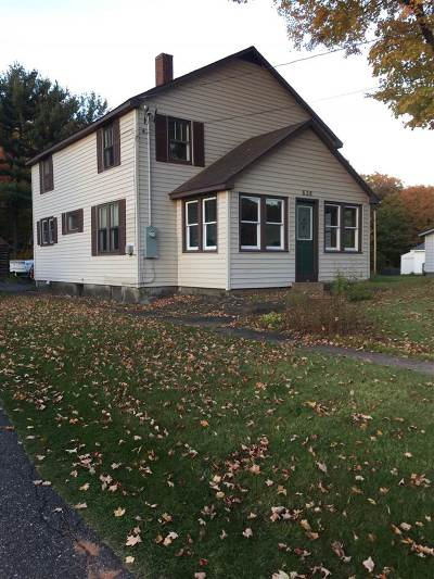 Negaunee Single Family Home Pending w/Contingency: 638 Co Rd