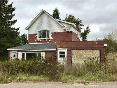 Ishpeming Multi Family Home For Sale: 240 Houghton St