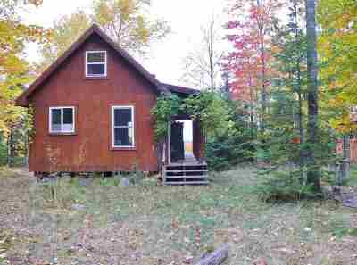 Marquette County Single Family Home Pending w/Contingency: Off Little Garlic River Rd