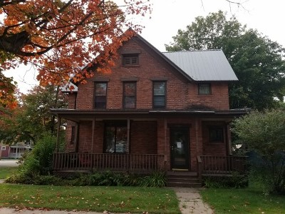 Negaunee Single Family Home Pending w/Contingency: 132 E Peck