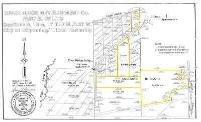 Ishpeming Residential Lots & Land For Sale: 1015 River Ridge Dr