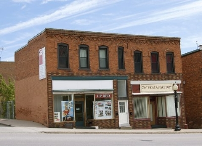 Marquette Commercial For Sale: 110 N Third St
