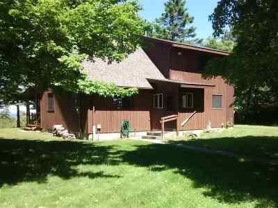 Alger County Single Family Home For Sale: 22388 E Co Rd 58
