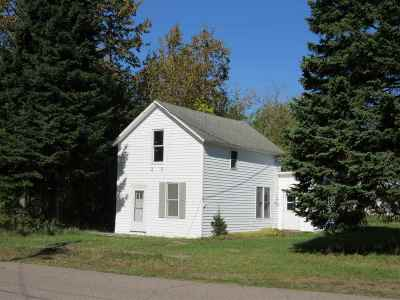 Michigamme Commercial For Sale: 233 E Main St