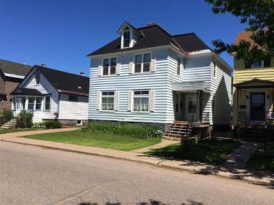 Ishpeming Multi Family Home For Sale: 408 Oak St
