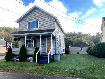Ishpeming Single Family Home Price Change: 142 Summit St