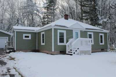 Negaunee Single Family Home Pending w/Contingency: 116 Sunset Dr