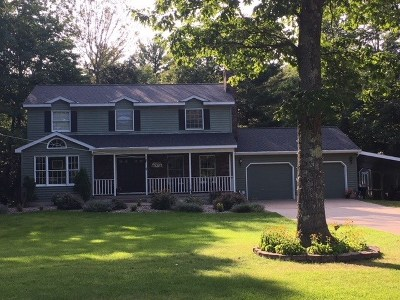 Negaunee Single Family Home For Sale: 4 Longyear Dr