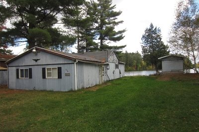 Marquette County Single Family Home For Sale: 536 S Mackinac Ln