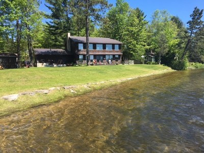 Marquette County Single Family Home Pending w/Contingency: 74 S Shag Lake Dr