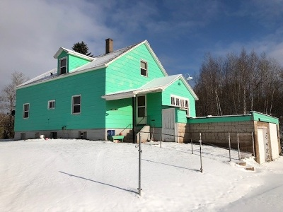 Ishpeming Single Family Home For Sale: 144 Douglas St