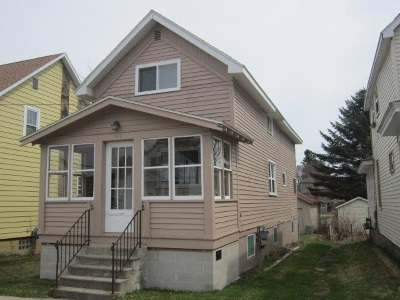 Munising Single Family Home New: 111 Chestnut St